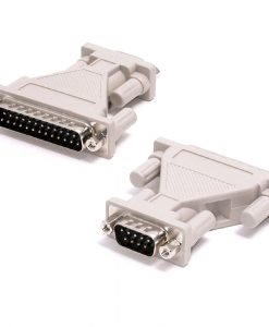 GC-4048-8Ware D-SUB DB 25-pin to DB 9-pin Male to Male Adapter