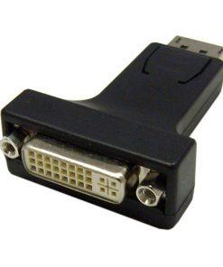 GC-DPDVI-8Ware Display Port DP to DVI Adapter Converter 20-pin to DVI 24+1-pin Male to Female ~CBAT-DPDVI-MF