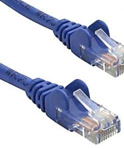 KO820U-15-8Ware Cat5e UTP Ethernet Cable 15m Blue
