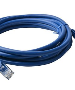PL6A-5BLU-8Ware Cat6a UTP Ethernet Cable 5m Snagless Blue