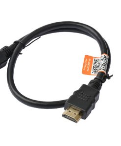 RC-PHDMI-0.5-8Ware Premium HDMI Certified Cable 0.5m (50cm) Male to Male - 4Kx2K @ 60Hz (2160p)