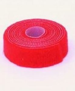 AT-CABLEMANAGEMENT-Astrotek Cable Tie Management Red 1.5cm x 100cm (W x L)