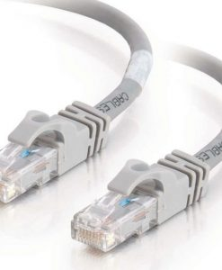 AT-RJ45GR6-0.25M-Astrotek CAT6 Cable 0.25m/25cm Grey Color Premium RJ45 Ethernet Network LAN UTP Patch Cord 26AWG
