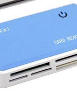AT-VCR-448-Astrotek USB Card Reader Hub for CF I CF IIXD Micro Driver SD SDHC Mini SD MMC RS-MMC MS MS DUO MS PRO DUO Mini Stick T-Flash M2