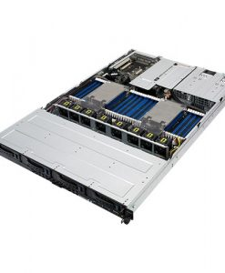 90SF0061-M00550-ASUS RS700A-E9-RS4 Dual CPU 1U Performance Server Barebone