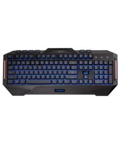 Cerberus Keyboard MKII-ASUS Cerberus Keyboard MKII Multi-color backlit gaming keyboard splash-proof
