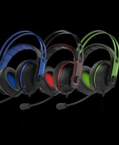 Cerberus V2 (Green)-ASUS Cerberus V2 (Green) gaming headset