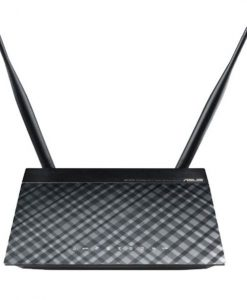 DSL-N12E-ASUS DSL-N12E Wireless N300 ADSL2+ Modem Router