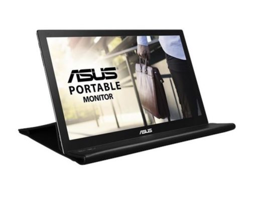 MB169B+-ASUS MB169B+ FUll HD Portable USB-powered monitor