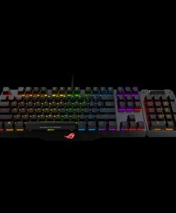 ROG Claymore/BLUE MA01-ASUS ROG Claymore/BLUE MA01 Aura Sync and Cherry MX RGB switches mechanical gaming keyboard detachable numpad
