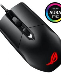ROG STRIX IMPACT P303-ASUS ROG STRIX IMPACT P303 Lightweight Gaming Mouse Aura RGB lighting with Aura Sync support