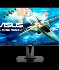 "VG278Q-ASUS VG278Q 27"" Full HD 1080p 144Hz 1ms DP HDMI DVI Eye Care Gaming Monitor with FreeSync/Adaptive Sync"