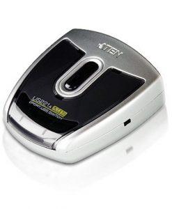 US221A-Aten 2 Port USB 2.0 Auto Peripheral Switch