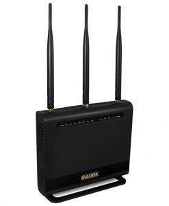 BIPAC8700VAXL-Billion BIPAC8700VAXL Triple-WAN Wireless 1600Mbps 3G/4G LTE and VDSL2/ADSL2+ VoIP Router USB 4-Port
