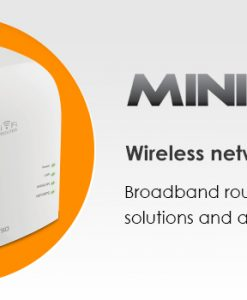 MR750AC-Minitar Wireless AC Repeater AP Router