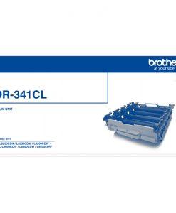 DR-341CL-Brother DR-341CL Drum Unit- to suit HL-L8250CDN/8350CDW/L9200CDW MFC-L8600CDW/L8850CDW/L9550CDW - 25000 Pages