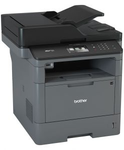 MFC-L5755DW-Brother MFC-L5755DW WIRELESS HIGH SPEED MONO LASER MULTI-FUNCTION CENTRE WITH 2-Sided PRINTING &SCAN  (40PPM
