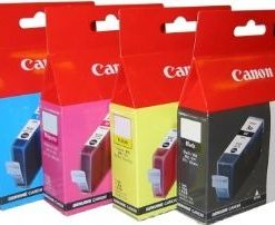 BCI-3EY-Canon BCI-3EY Yellow Ink Cart For BJC3000