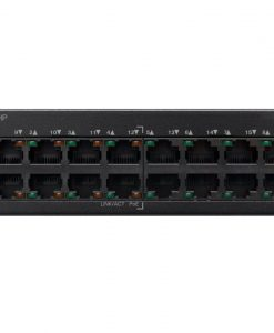 SF110D-16HP-AU-Cisco 16-Port 10/100 (8 x PoE) Unmanaged Switch (64W)