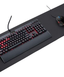 CH-9000101-WW-Corsair MM200 Extended Mouse Mat. Cloth  Rubber Base 930x300x3mm