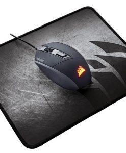 CH-9000106-WW-Corsair MM300 Anti-Fray Cloth Gaming Mouse Mat Medium Edition 360mm x 300mm x 3mm