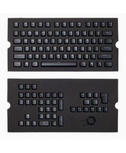CH-9000235-WW-Corsair Gaming PBT Double-shot Keycaps Full 104/105-Keyset - Black