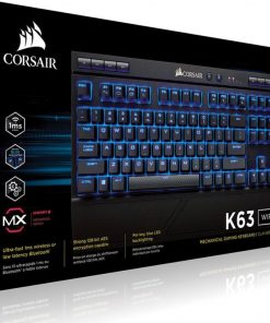 CH-9145030-NA-Corsair Gaming™ K63 Wireless Backlit Blue LED