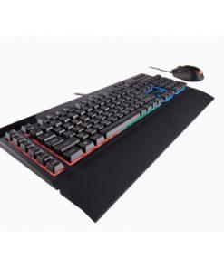 CH-9206115-NA-Corsair K55 + HARPOON RGB Gaming Keyboard and Mouse Combo