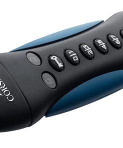 CMFPLA3B-32GB-Corsair Padlock 3 32GB Secure USB 3.0 Flash Drive with Keypad - Secure 256-bit Hardware AES Encryption