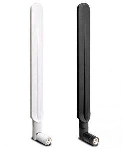 DA1207-Draytek 802.11ac/a/b/g/n - Indoor Omni-Directional Antenna with 7 dBi @ 5 GHz / 5 dBi @ 2.4 GHz (Black)