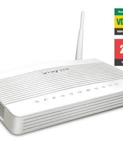 DV2762vac-Draytek Vigor2762VAC VDSL2/ADSL2+ VPN Firewall Router 4xGigabit LAN WAN Port 2xUSB for 3G/4G 2xSSL VPN Tunnels VoIP 5GHz WLAN 2xAntenna ~MOD-DV2760VAC