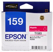 C13T159390-Epson 159 Magenta Ink Cartridg Suits R2000 Printer