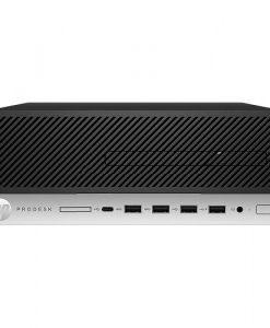 1MF41PA-HP ProDesk 600 G3 Small Form Factor Intel i7-7700 8GB DDR4 SDRAM 256GB SSD Windows 10 Pro DVDRW 2xDP USB3.1 USB2.0 USB-C RJ45 3yr wty LS