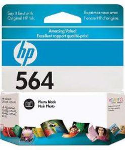 CB317WA-HP NO 564 PhotoBlack Ink Cart
