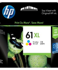 CH564WA1-HP No 61XL TriColour Ink Cart High Yield Cyan/Magenta/Yellow