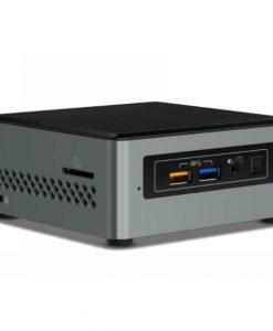 """BOXNUC6CAYH-Intel NUC mini PC J3455 2.3GHz 2xDDR3L SODIMM 2.5"""" HDD M.2 PCIex1 SSD VGA HDMI 2xDisplays GbE LAN WiFi BT 4xUSB3.0 ~BOXNUC7PJYH4 BOXNUC7CJYSAL4"""