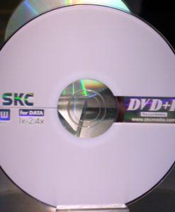 SPDVD47+RW10-SKC 4.7GB 4X DVD+RW Media 10pk SKC Packaged 4.7Gb 4X DVD+RW