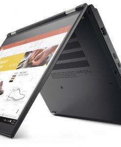 """20JJS1SG00-Lenovo ThinkPad Yoga 370 2-in-1 Laptop 13.3"""" FHD Touch Flip Intel i5-7200U 8GB RAM 256GB SSD Win10 Home 1.37kg 18.2mm3 Yr Depot Wty"""