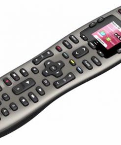 915-000173-Logitech Harmony 650 Remote Universal Remote Control Colour smart display One-click activity buttons Replaces 8 remotes Intuitive design
