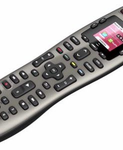 915-000173-Logitech Harmony 650 Remote Universal Remote Control Colour smart display One-click activity buttons Replaces 8 remotes Intuitive design - 915-000173