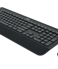 920-008696-Logitech MK545 Wireless Desktop Keyboard Mouse Combo 3 Yrs battery life comfortable palm rest  adjustable tilt legs Laser-grade ~KBLT-MK520R