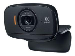 960-000717-Logitech C525 8MP Webcam 720p/Pan/Tilt/Zoom/AutoFocus