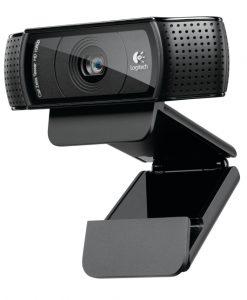 960-000770-Logitech C920 HD Pro Webcam FHD 1080p/H.264/Autofocus/15MP LS-> VILT-C922