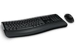 PP4-00020-Microsoft  Wireless Comfort Desktop 5050 USB