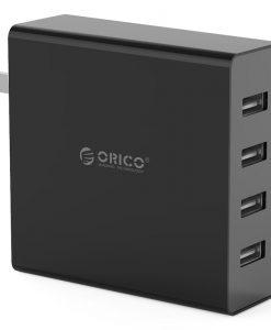 ORICO DCW-4U-ORICO 4 Port USB Wall Charger (DCW-4U-US)