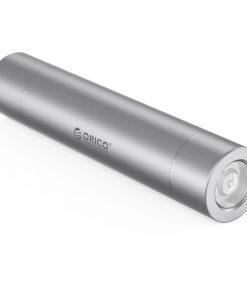 ORICO S1-BK-Orico 3350mah Power Bank - Micro USB Input - Compact Size - Silver