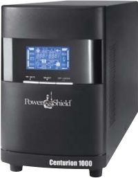 PSCE1000-PowerShield Centurion 1000VA True On-Line Tower UPS Tower