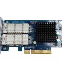 LAN-10G2SF-MLX-QNAP LAN-10G2SF-MLX Dual-port 10GbE SFP+ Network Expansion Card for QNAP TS-879