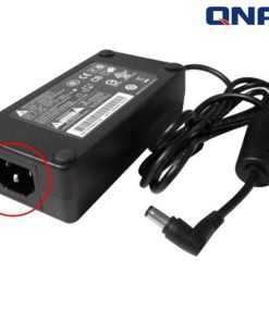 PWR-ADAPTER-65W-A01-QNAP PWR-ADAPTER-65W-A01 65W External Power Adapter for 2 Bay NAS TS-219P TS-451 TS-269 Pro TS-269L VS-201P/VS-201V NMP-1000P