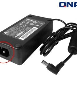 PWR-ADAPTER-65W-A01-QNAP PWR-ADAPTER-65W-A01 65W External Power Adapter for 2 Bay NAS TS-219P TS-451